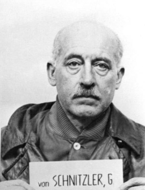 IG Farben Trial - Image: Georg Schnitzler