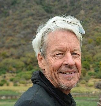 George Lowe (American alpinist) - George Lowe in Tanzania in 2015