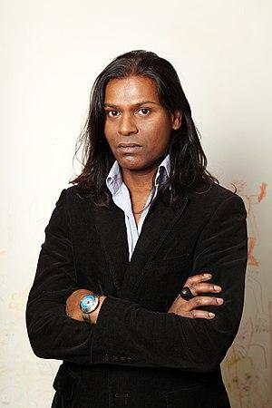 George Chakravarthi - Image: George Chakravarthi (portrait)