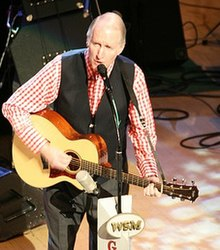 George Hamilton IV at the Grand Ole Opry in 2007