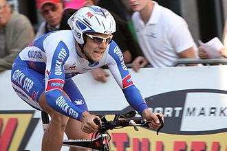 Gerald Ciolek - Ciolek at the 2011 Tour de Romandie
