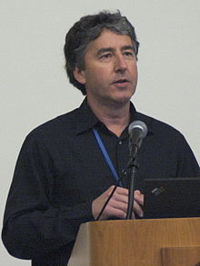 Gerald Joyce speaking at 2010 AAAS meetings