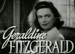 geraldine fitzgerald british actress