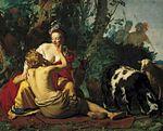 Gerard van Honthorst - Granida en Daifilo - 1625.jpg