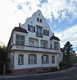 Hauptstraße in Germersheim