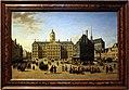Gerrit adriaensz. berckheyde, piazza dam ad amsterdam, olanda 1668.jpg