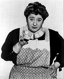 Gertrude Berg Molly Goldberg 1951.JPG