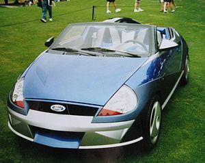 Ford Ka - Ghia Saetta show car (1996)