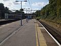 Gidea Park stn slow eastbound look west.JPG