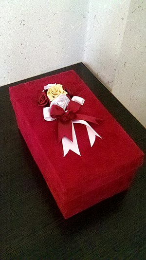 Gift - Red gift box