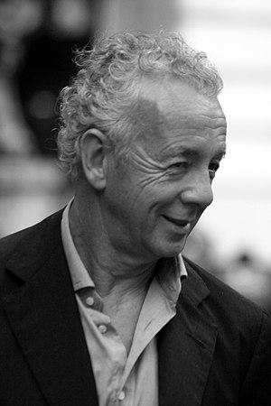Gilles Bensimon - Gilles Bensimon, New York City, September 2007. Photo by Christopher Peterson.