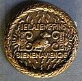 Giovanni filangieri da candida, medaglia di massimiliano d'asburgo e maria di borgogna, 1477 ca. 01.jpg