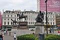 Glasgow, George Square mit City Chambers (38584814862).jpg