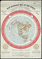 "Gleason's new standard map of the world - on the projection of J. S. Christopher, Modern College, Blackheath, England; scientifically and practically correct; as ""it is."" (10143175716).jpg"
