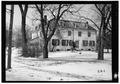 Glen-Sanders House, 2 Sanders Avenue, Scotia, Schenectady County, NY HABS NY,47-SCOT,1-4.tif
