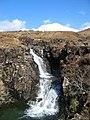 Glen Brittle Waterfall - geograph.org.uk - 149187.jpg