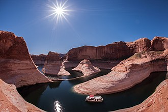 Glen Canyon National Recreation Area - Reflection Canyon