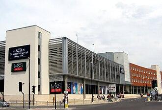 Gloucester Quays - Gloucester Quays Designer Outlet Centre