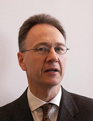 Glyn Moody - Moody in 2006