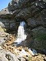 Gordale Scar waterfall, below.jpg