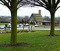 Gornal Wood Crematorium, near Dudley - geograph.org.uk - 1168816.jpg