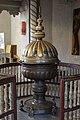 Goslar - Kirche St Jakobi - Taufbecken.jpg