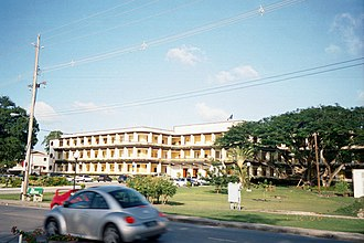 Government of Barbados - Image: Government Headquarters 2 (Cabinet Office), Barbados