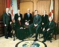 Governor John Ellis Bush and cabinet - Tallahassee, Florida.jpg