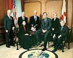Governor John Ellis Bush and cabinet - Tallahassee, Florida.jpg