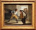 Goya, storie di fra pedro e il maragato 02 el maragato minaccia fra pedro de zaldivia con il suo fucile, 1806 ca.jpg