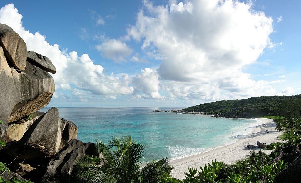 Seychelly, Grand Anse - najkrajšie pláže na svete