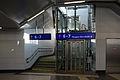 Graz Hauptbahnhof Aufzug Bahnsteig 6 7.JPG