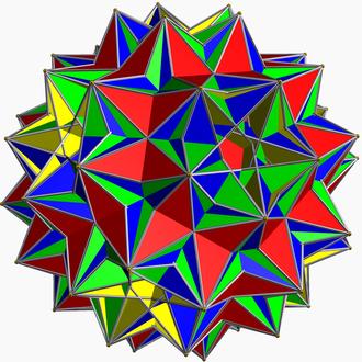 Great dirhombicosidodecahedron - Image: Great disnub dirhombidodecahedron