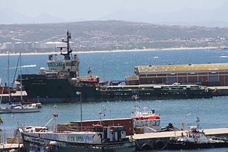 Colombo Dockyard - Greatship Anjali built by Colombo Dockyard