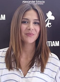 Greeicy Rendón Colombian singer and actress