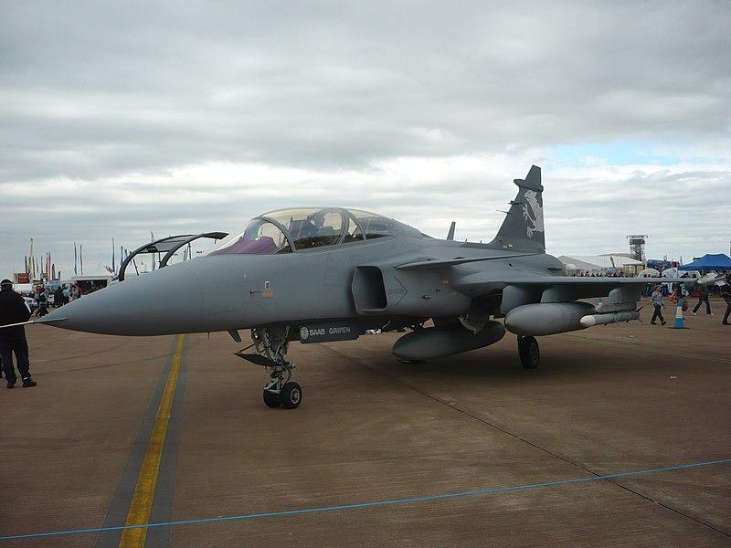 http://upload.wikimedia.org/wikipedia/commons/thumb/3/30/Gripen_39-7_Bthebest.jpg/800px-Gripen_39-7_Bthebest.jpg