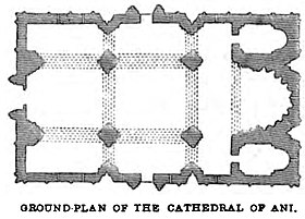 Ground-Plan ot the Cathedral of Ani. John M. Neale. A history of the Holy Eastern Church. P.301.jpg