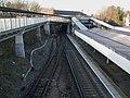 Grove Park stn Bromley North platform high northbound.JPG