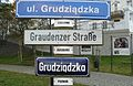 Grudziadzkie streets detail.JPG