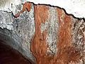 Gruta dos Blacões, formações geológicas, Estalagemite de lama, Biscoitos, Praia da Vitória, Terceria, Açores 10.JPG