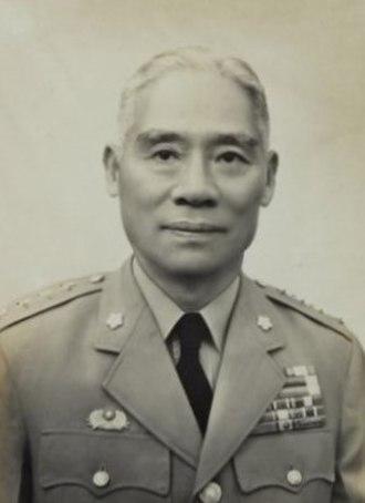 Gu Zhutong - General Gu Zhutong