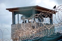 Guantanamo detention camp Guard Tower Septembe 12 2007.jpg