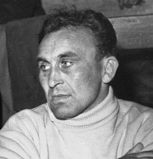 Gustav Freij - Gustav Freij in 1952