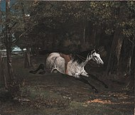 Gustave Courbet - Durchgehendes Pferd - 8651 - Bavarian State Painting Collections.jpg