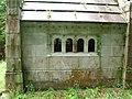 Gutenstein Berl-Mausoleum Südseite.JPG