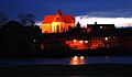 Guxhagen centro notturna - panoramio.jpg