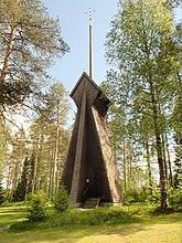 Fil:Hörnsjö skogskapell Nordmaling 06.JPG