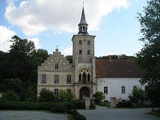 Højriis Castle Danish manor house