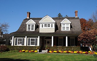 Rockleigh, New Jersey - Haring-Corning House