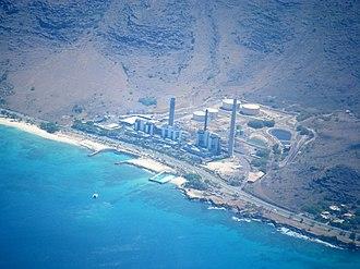 Hawaiian Electric Industries - Image: HECO West Oahu